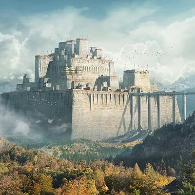 Nikolay razuev s ancient walled kingdom