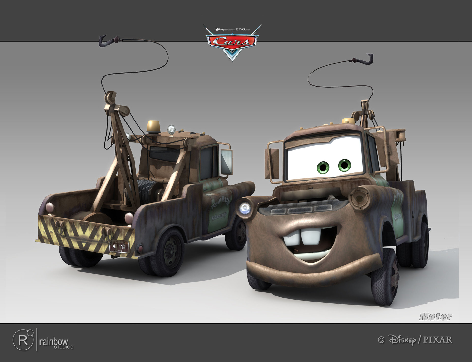 Cars Video Game Disney