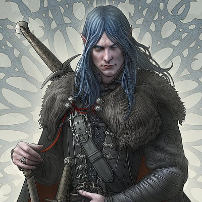 Kerem beyit florent m moon elf cover final by kerembeyit