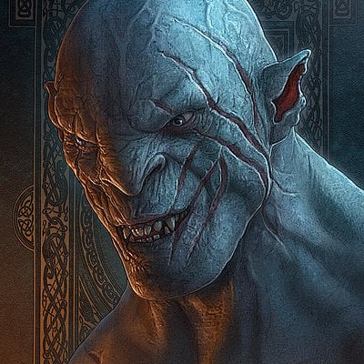 Kerem beyit azog the defiler