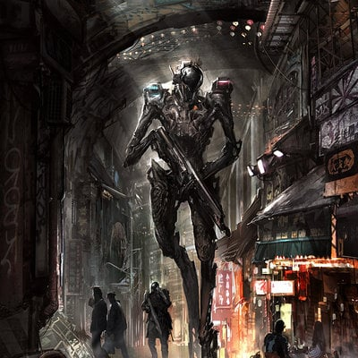 Jarold sng alley 2 paintover