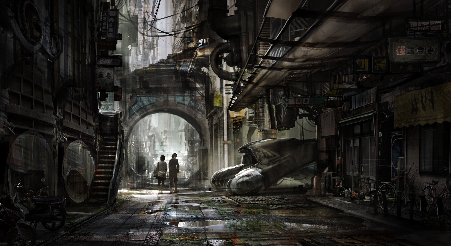 Jarold sng alley paintover