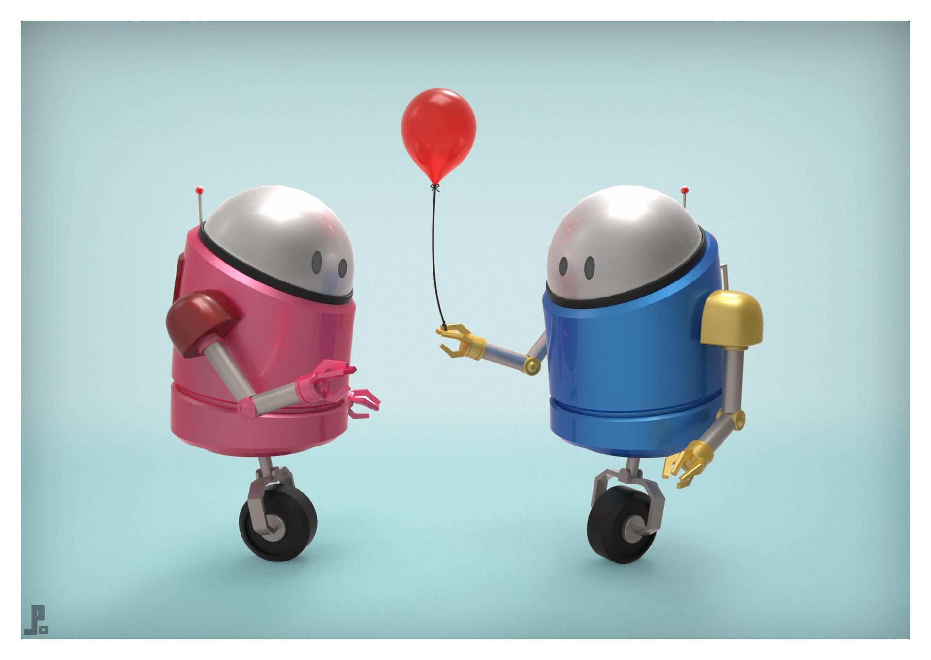 Jarlan perez minibots balloons2