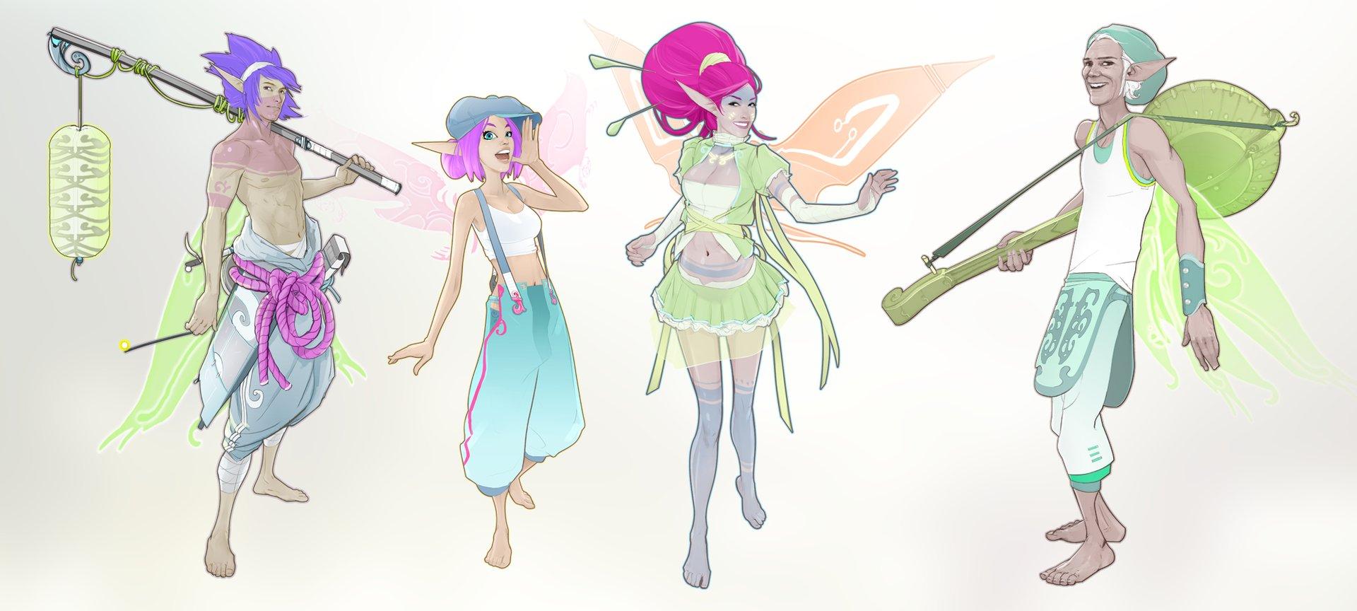 Chris ortega fairies