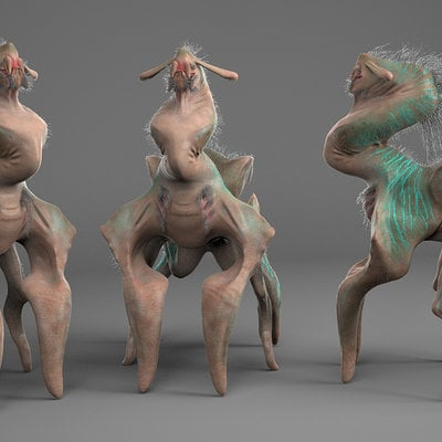 Anjar pratama creature