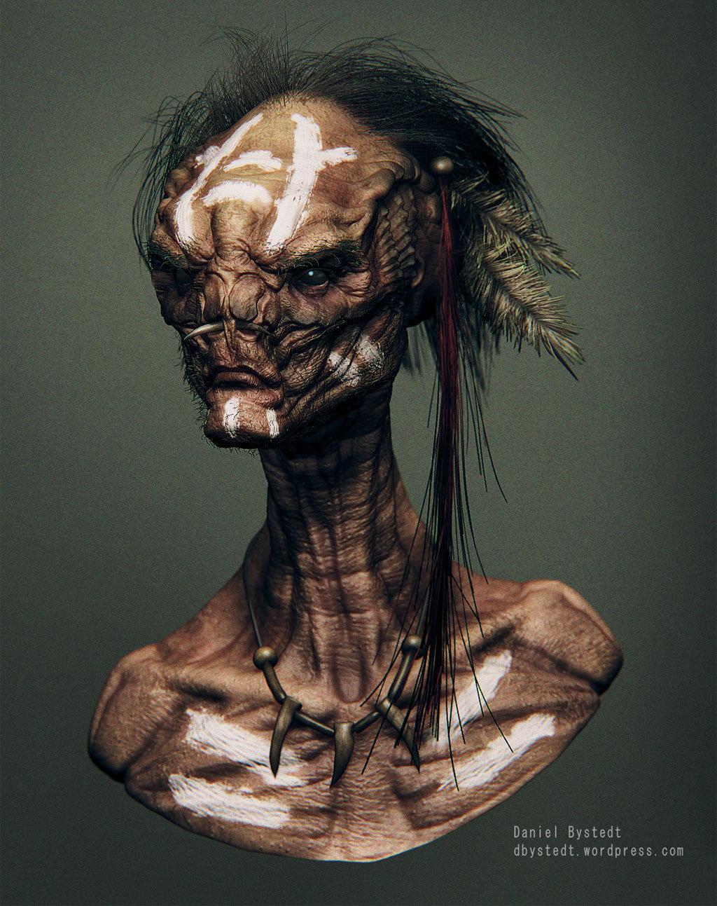 Daniel bystedt alien native side 1k