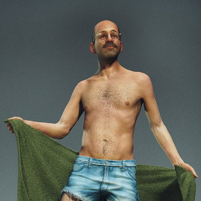 Daniel bystedt tobias funke front small