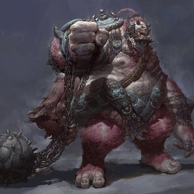 Fenghua zhong the monster 2