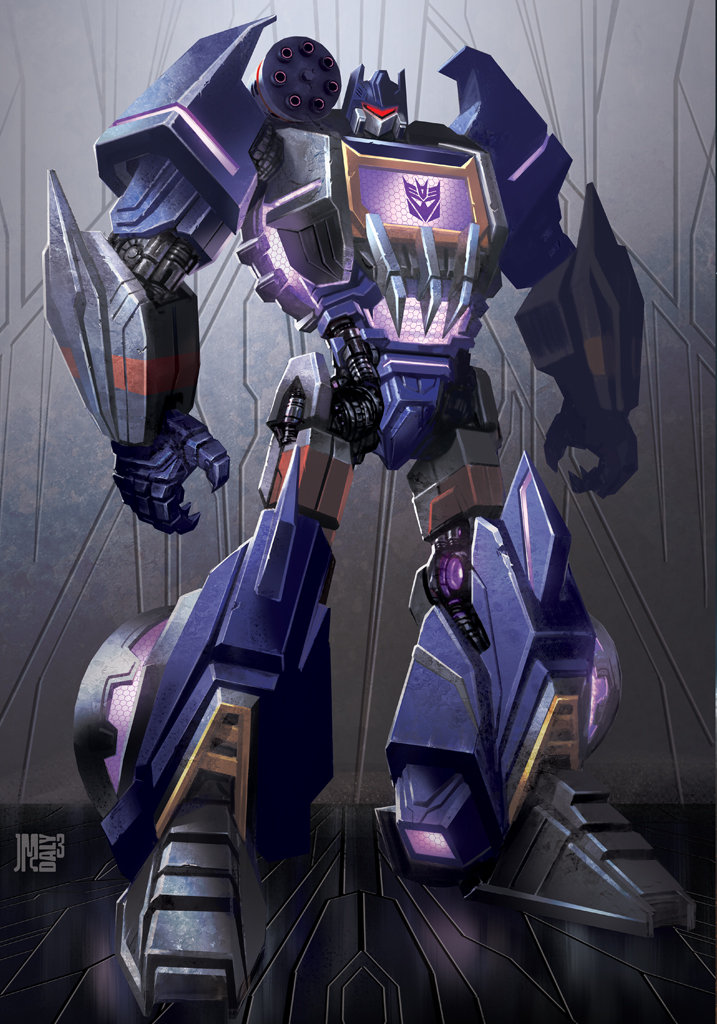 artstation soundwave james daly