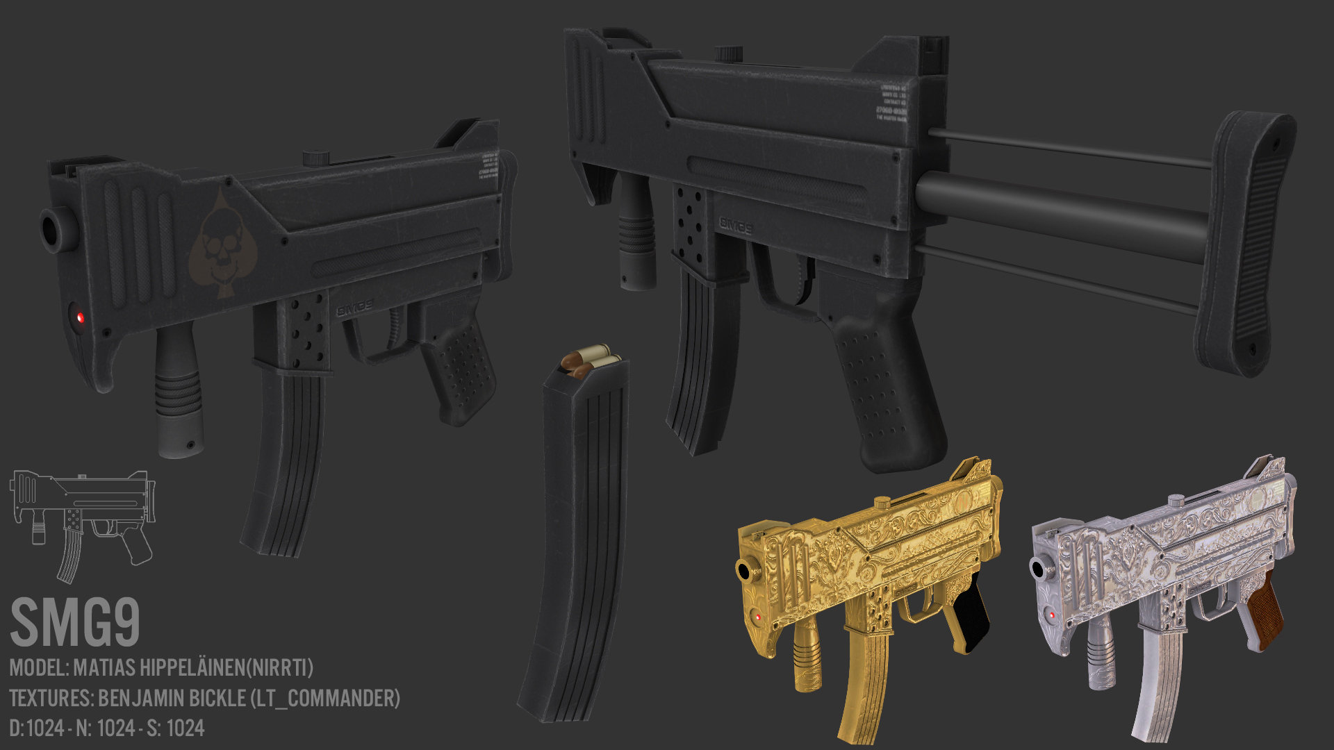 Ben bickle smg9