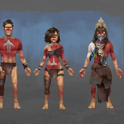 Edu alonso 0 newsilex characters tribe1