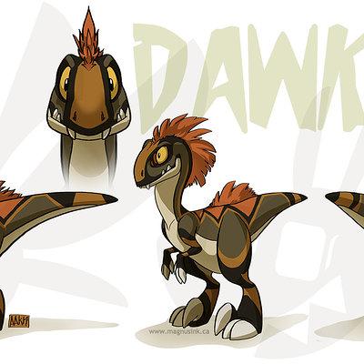 Amanda kadatz 20140111 dawkins raptor