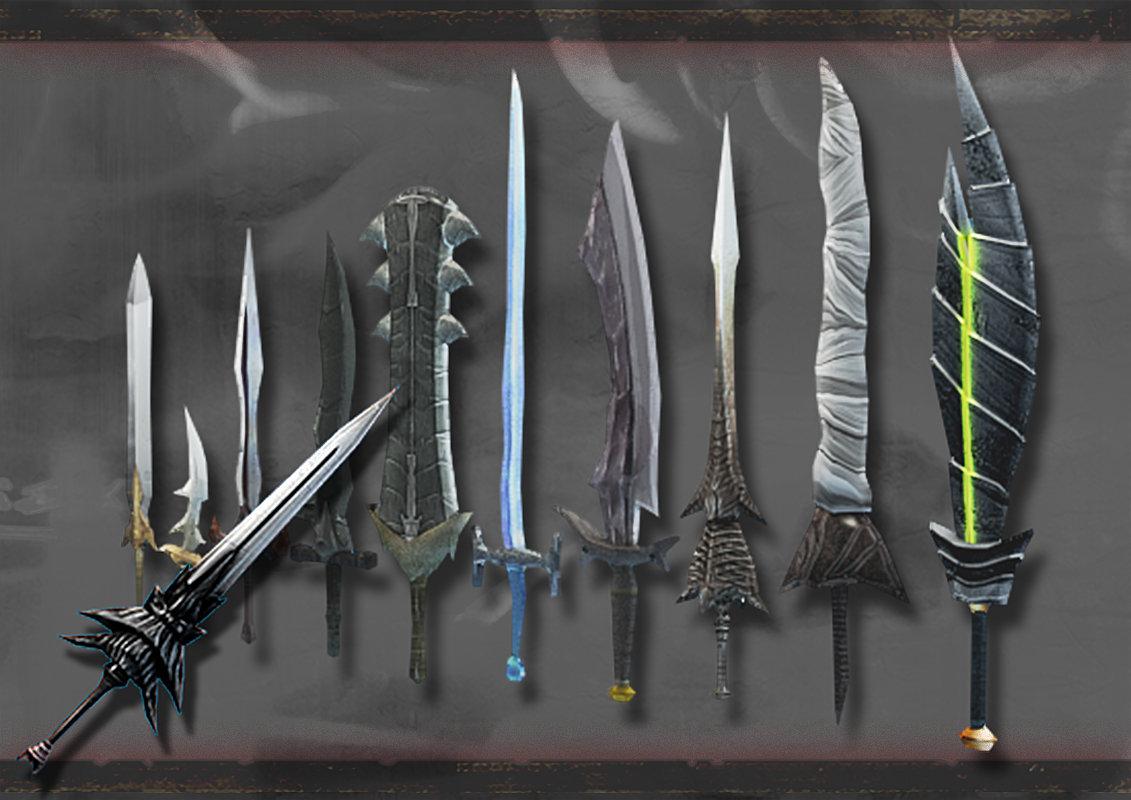 Masatomo suzuki sword list