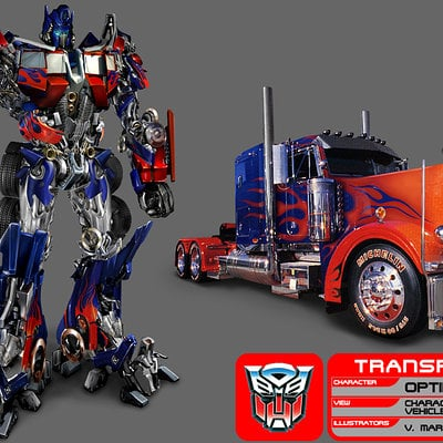 Victor martinez tf optimus final