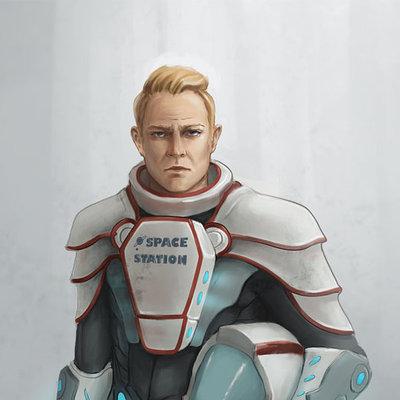 Maja deke mission commander