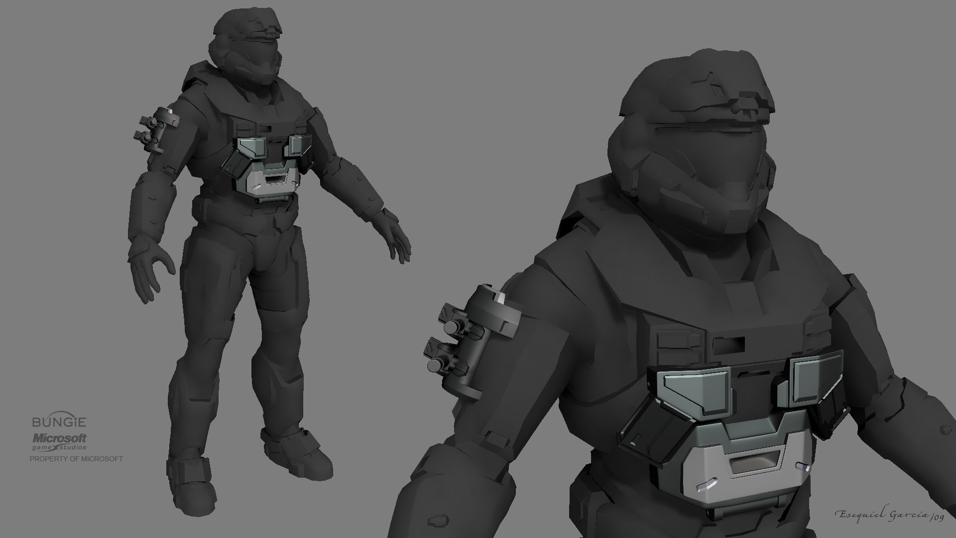 Zeke garcia armor perm malcolm chest