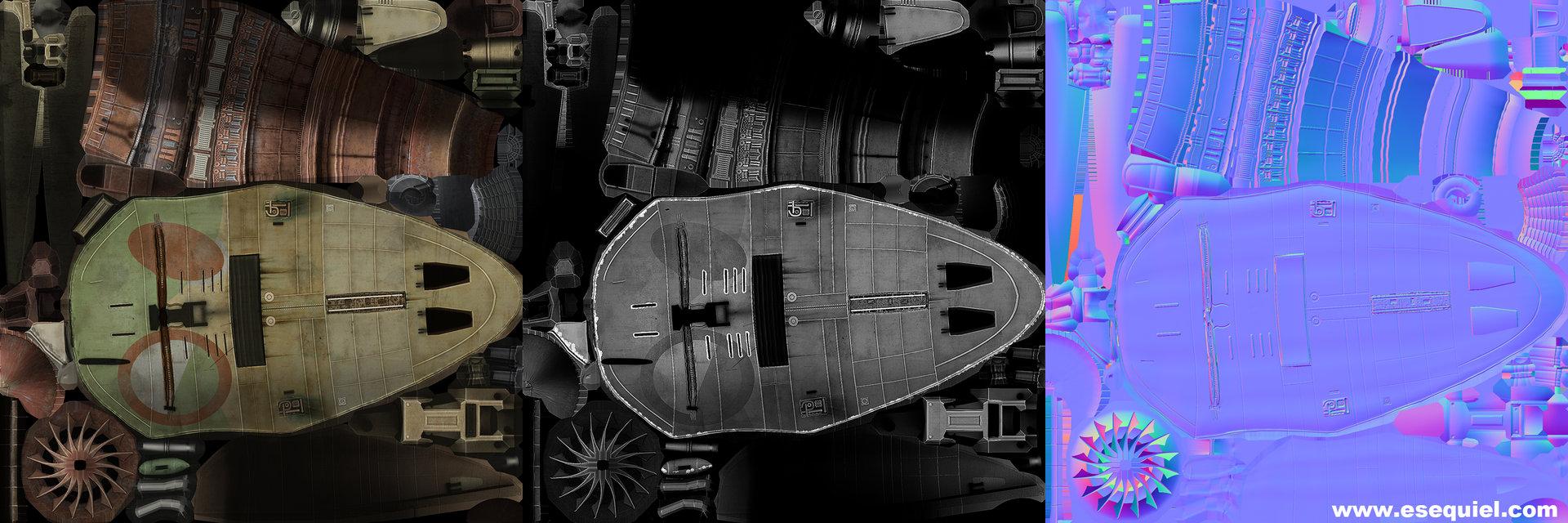 Zeke garcia engine textures