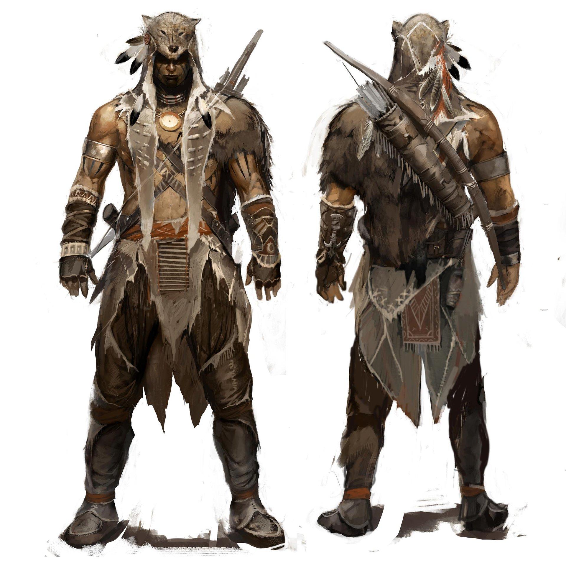Artstation Assassin S Creed 3 Dlc Concept Art Guillaume Menuel