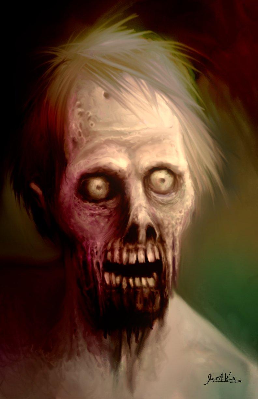 Joseph wraith zombie 01