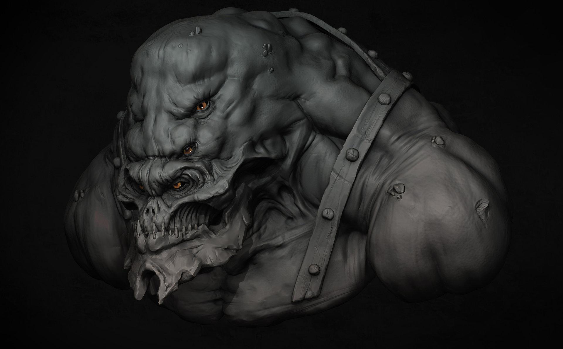 Alexander boluzhenkov monstro