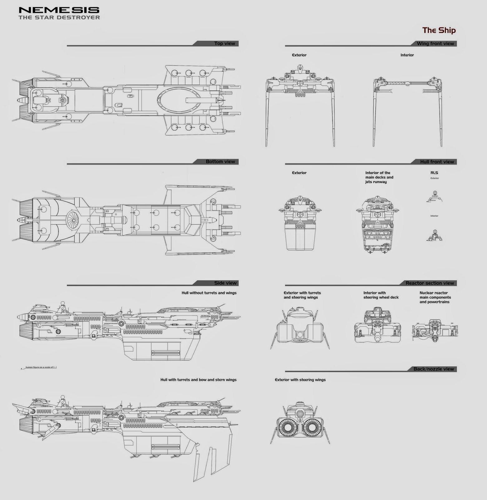 Artemy maslov star destroyer nemesis ship