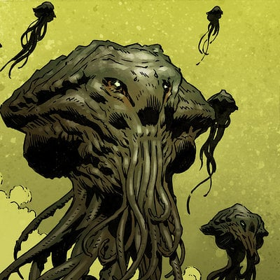 James daly monster starspawn