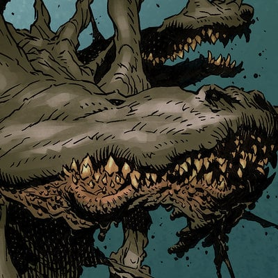 James daly monster hounds