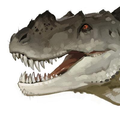 Laurel d austin ceratosaurus