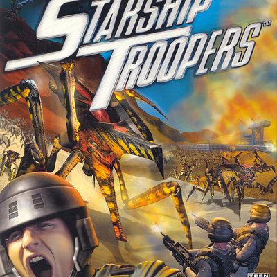 Lloyd chidgzey troopers box 1