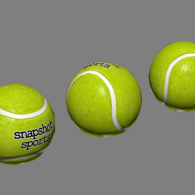 Lloyd chidgzey tennis ball