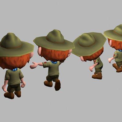 Lloyd chidgzey scout2