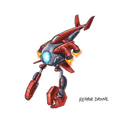 Lloyd chidgzey repair drone revised2