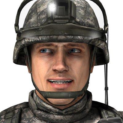 Lloyd chidgzey us soldier n04