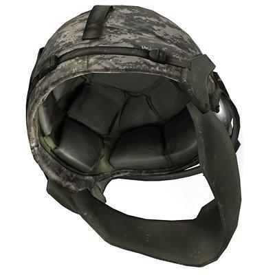 Lloyd chidgzey us soldier helmet01