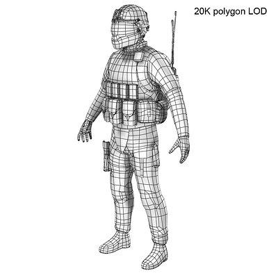 Lloyd chidgzey 20k lod wireframe01