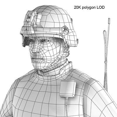 Lloyd chidgzey 20k lod wireframe06