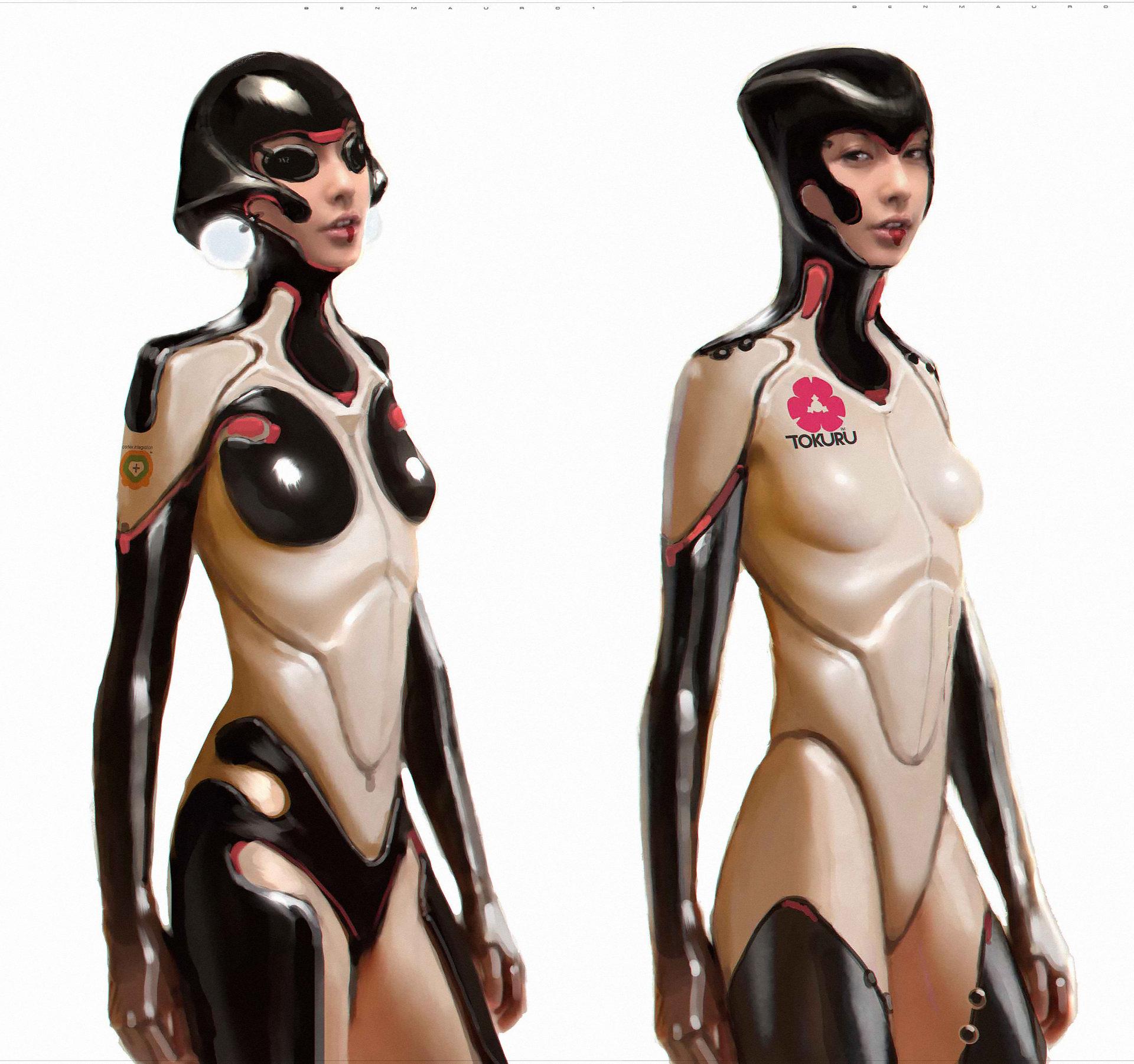 Ben mauro sexybot 02 bm