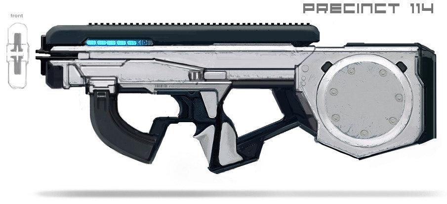 Ben mauro centrifuge rifle 02 bm 905