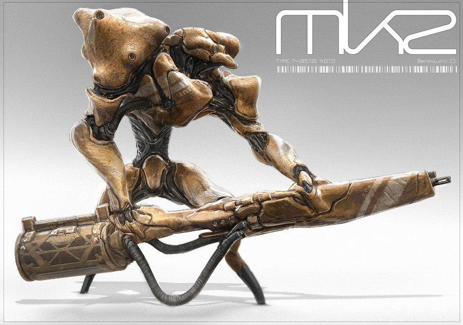 HUXLEY - MK2