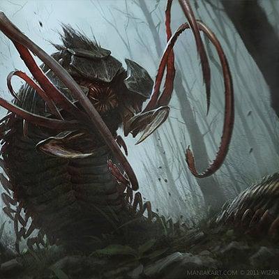 Slawomir maniak nightmare crawler