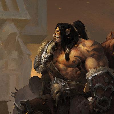 Kan liu 666k dawn of the iron horde