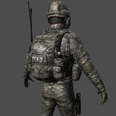 Lloyd chidgzey soldier8