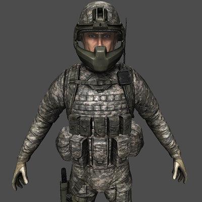 Lloyd chidgzey soldier3