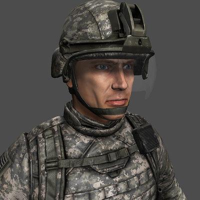 Lloyd chidgzey soldier5