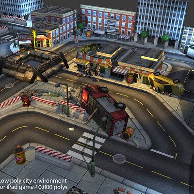 Lloyd chidgzey copy of city world 1