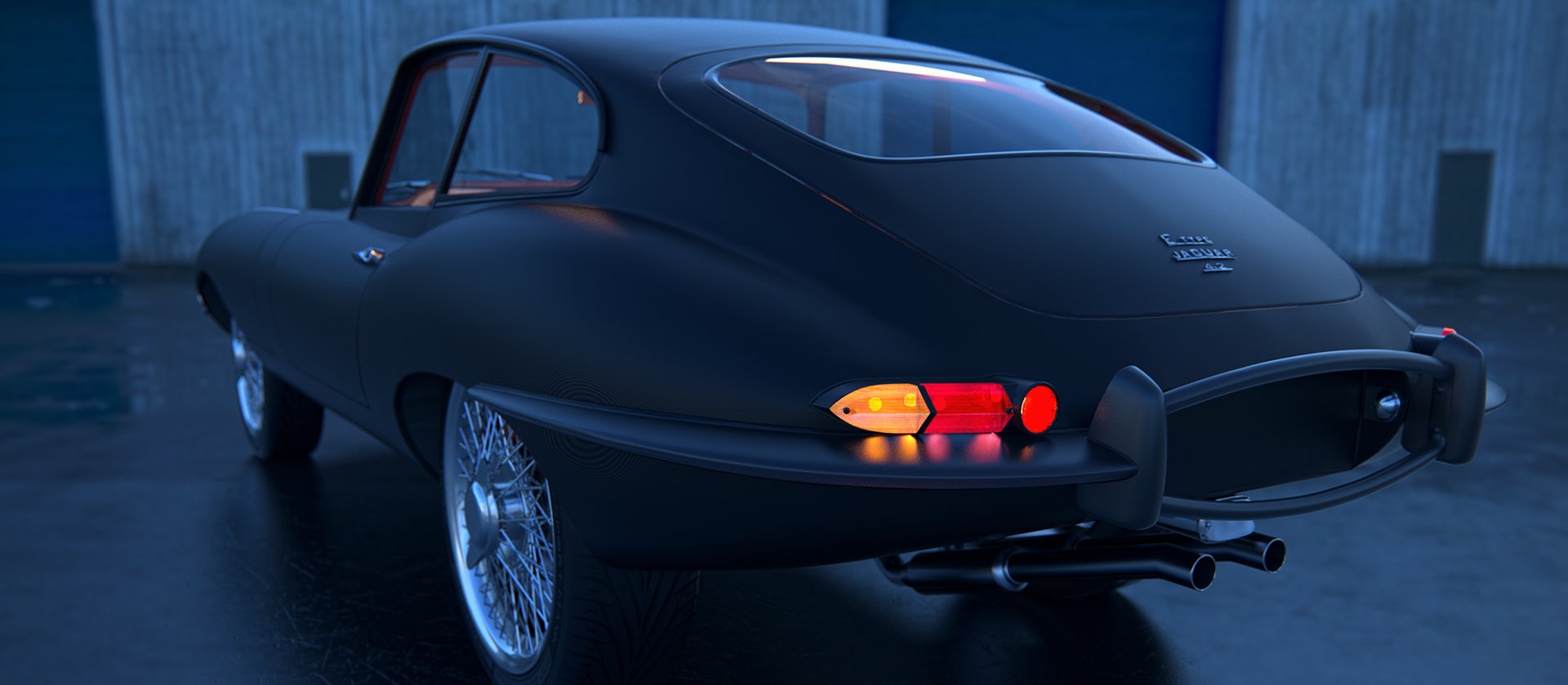 Michael marcondes blkup05 jaguar 1961 e type s1 3
