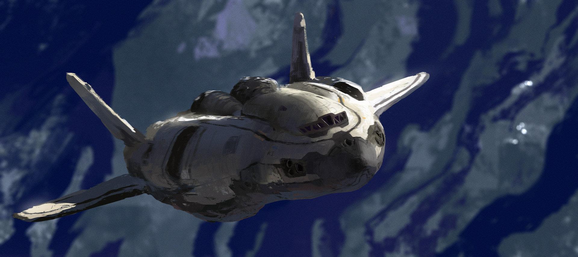 Adrien girod pa space shuttle 05 72