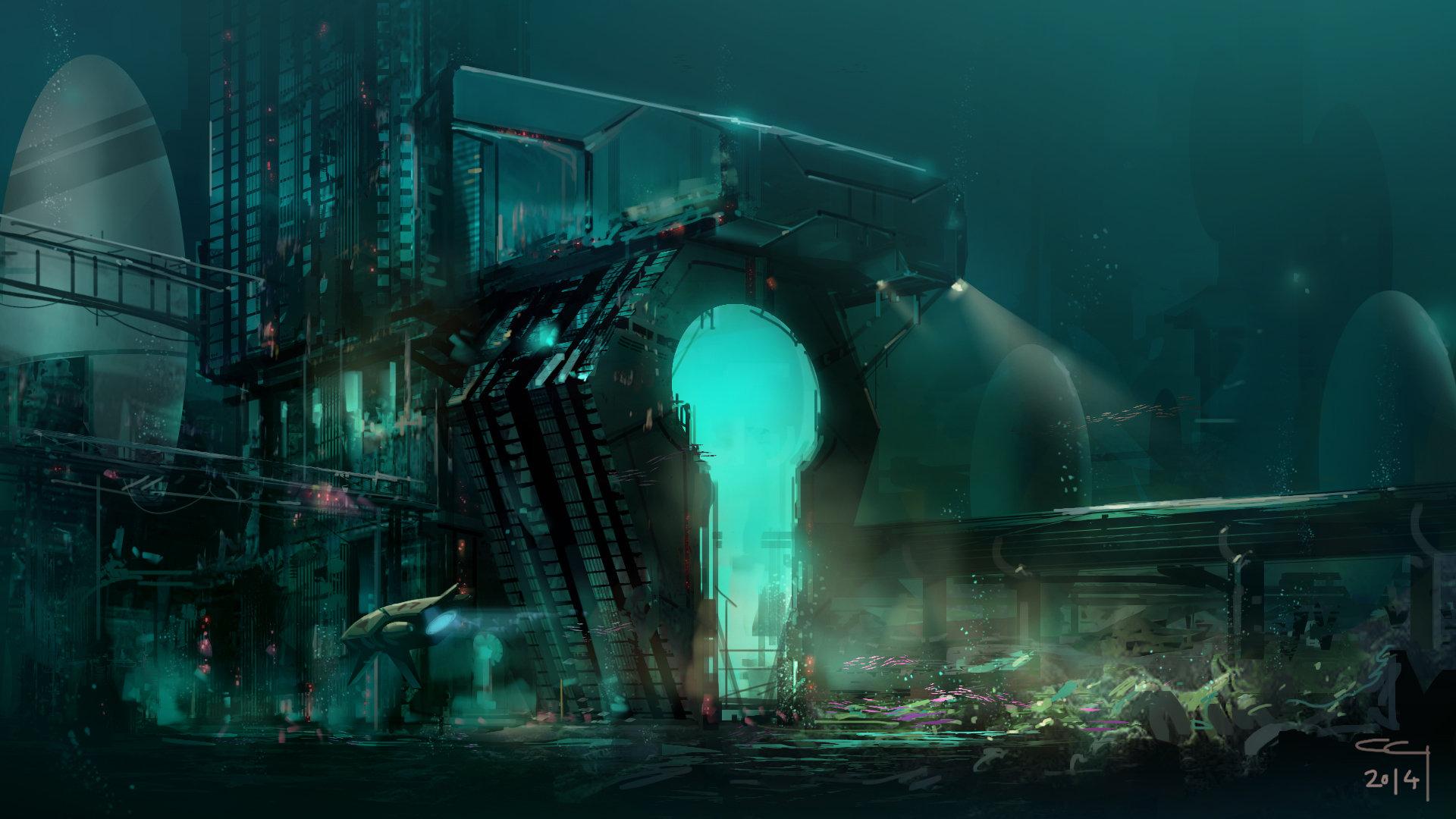 Chris goff underwaterplace