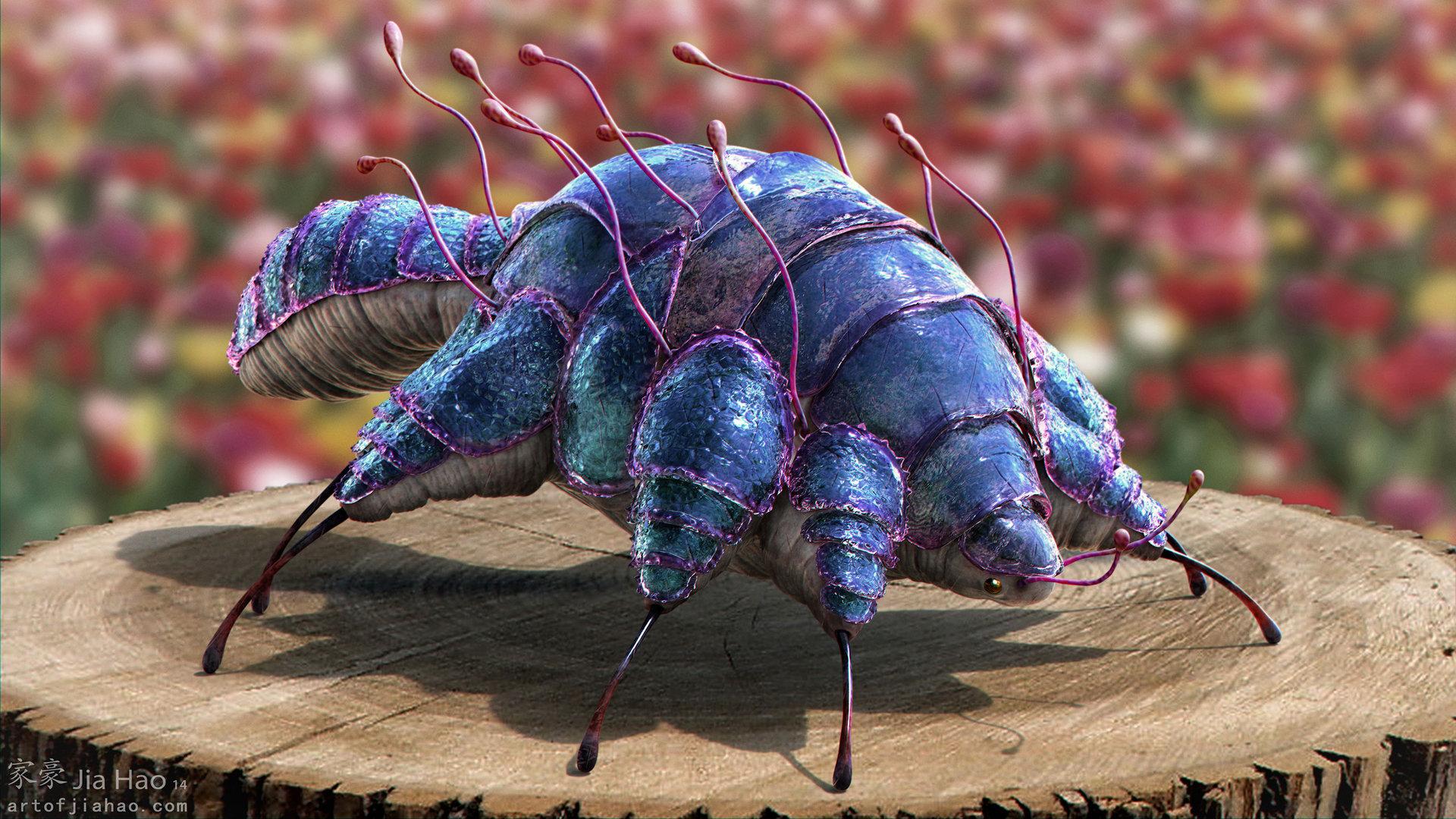 Jia hao 2014 08 armor bug comp