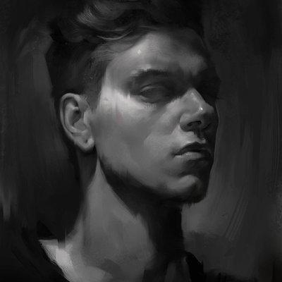 Daniel walsh selfportraifinal12